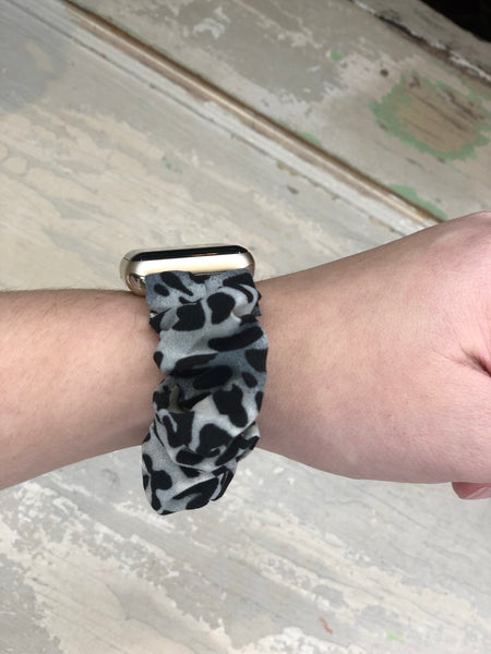 Scrunchy Apple Watch Band- 38/40mm - The Sock Dudes