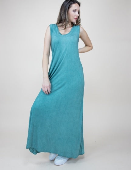 Sleeveless Maxi Dress - The Sock Dudes