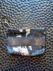 Raven LV Coin Purse