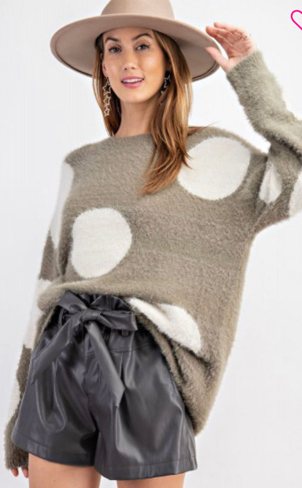Dotty Sweater