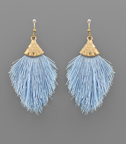 Small Tassel Earring