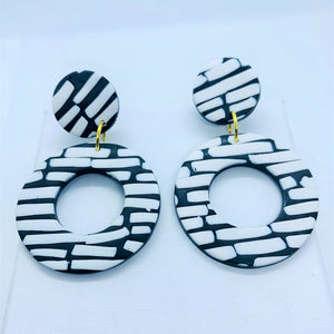 Helsinki Earrings - Large