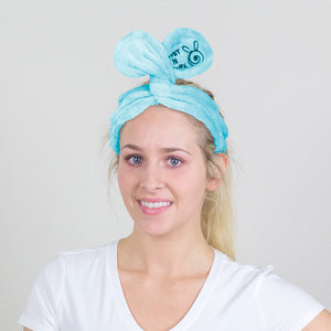 Twist n Twirl Face Wash Headband - The Sock Dudes