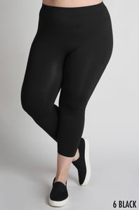 One Size Fits All Petite (Capri) Legging - The Sock Dudes