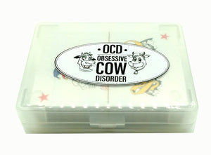 Dairy Cow Playing Cards