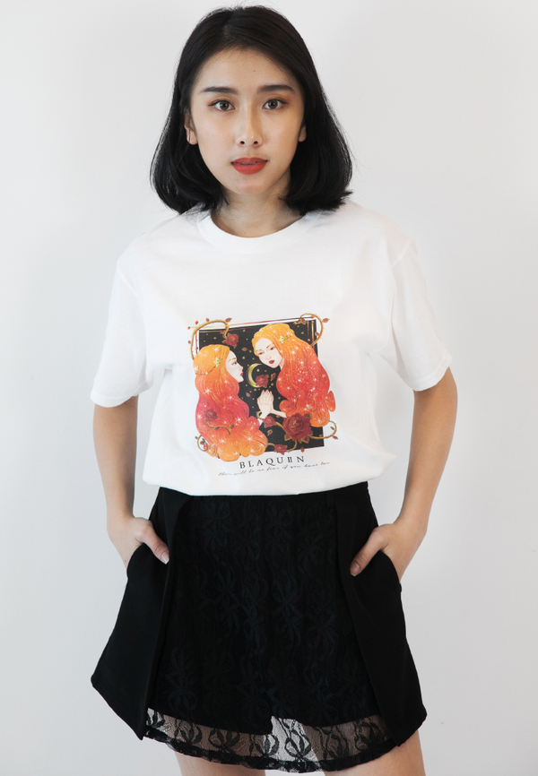 BLAQUIIN FALL'MAS SPECIAL EDIT GRAPHIC TEE