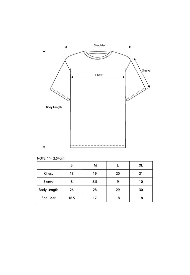 LOGO LINE PRINT COTTON JERSEY T-SHIRT - Ohnii Official Site