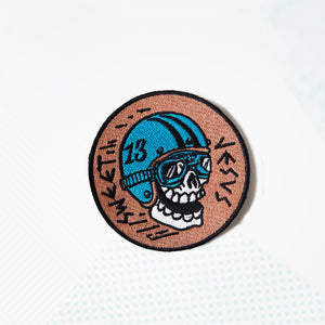 """Lucky 13"" Patch"
