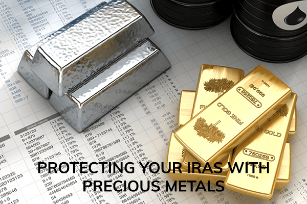 STRATEGIC INVESTING MODULE 5 | PROTECTING YOUR IRAS WITH PRECIOUS METALS