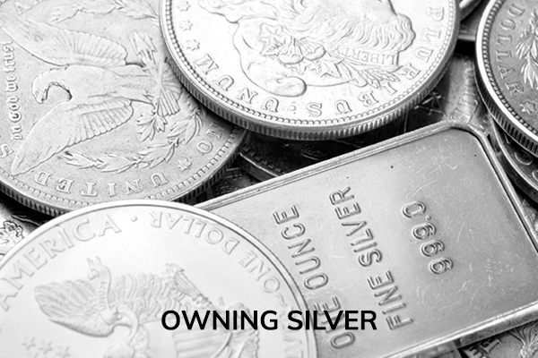 STRATEGIC INVESTING MODULE 4 | OWNING SILVER