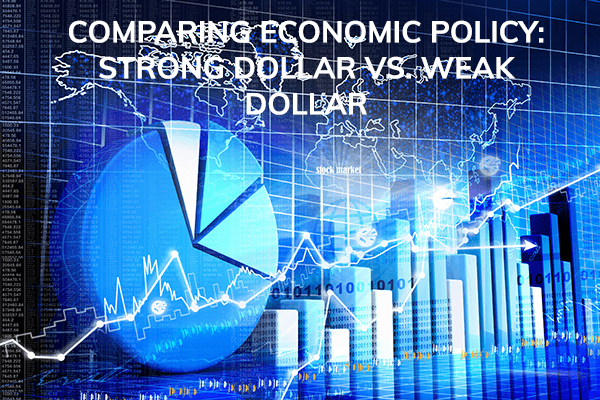 COMPARING ECONOMIC POLICY: STRONG DOLLAR VS. WEAK DOLLAR