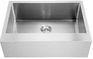 Apron Front/Farmhouse PerfecFlo™ Sink and a Richmond Faucet