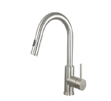SB-6070 Windsor solid stainless steel faucet KPS3033