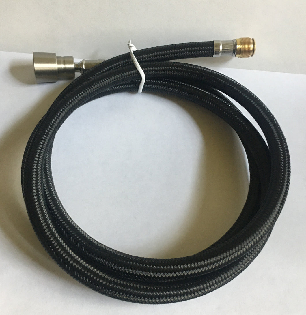 Replacement Pull out hose for Cygnet Faucets with pull out hose and Eclipse Faucets Except KPS3035