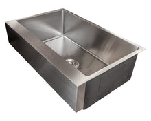 3321-7 Remodeling Apron Front Farmhouse Sink