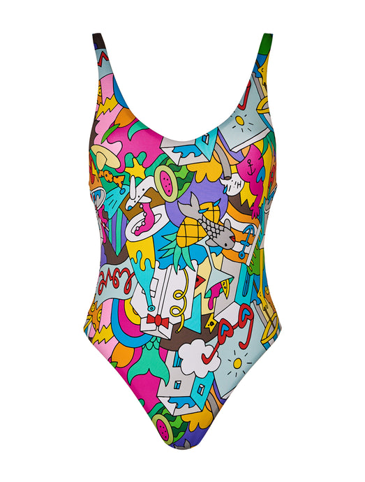 MB117 The B Love One Piece