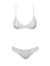 MB106 Herringbone athletic bikini