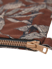 Pouch Zipper Gold