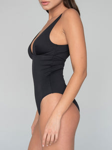 V-Neck One Piece
