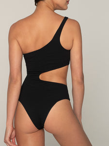 One Shoulder One Piece