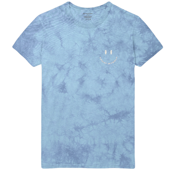 TREAT MYSELF TIE-DYE TEE