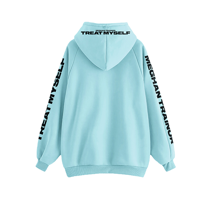 TREAT MYSELF HOODIE - Meghan Trainor