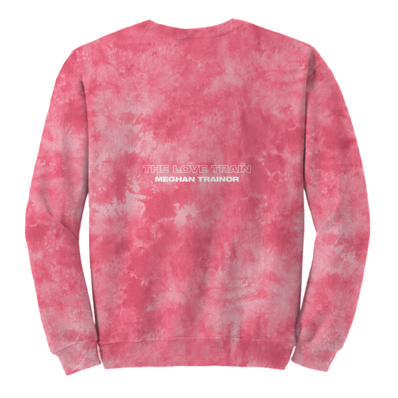 LOVE TRAIN SWEATSHIRT - Meghan Trainor