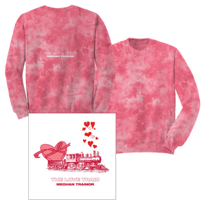 THE LOVE SPECIAL SWEATSHIRT + DIGITAL DOWNLOAD - Meghan Trainor