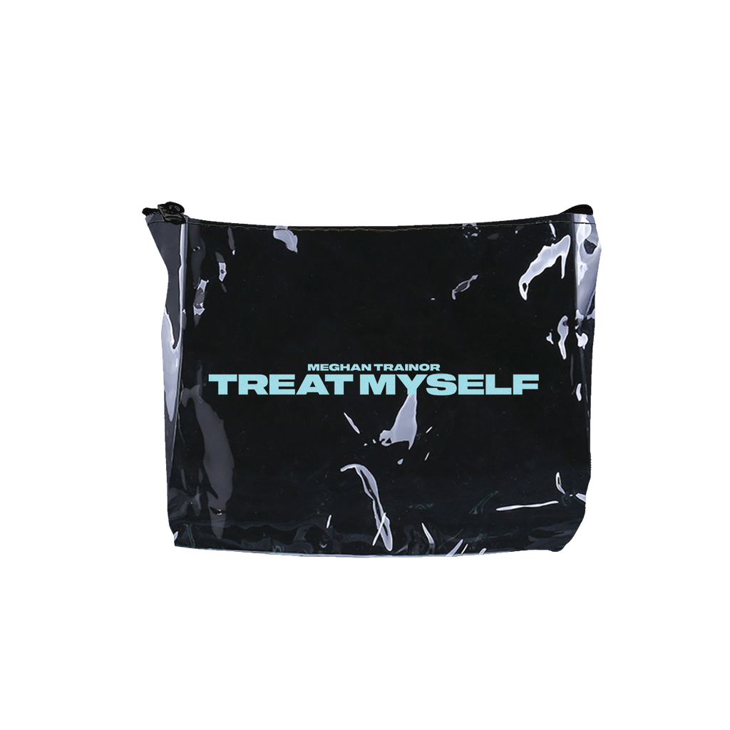 TREAT MYSELF MAKEUP BAG - Meghan Trainor