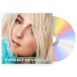 TREAT MYSELF CD + DIGITAL ALBUM - Meghan Trainor