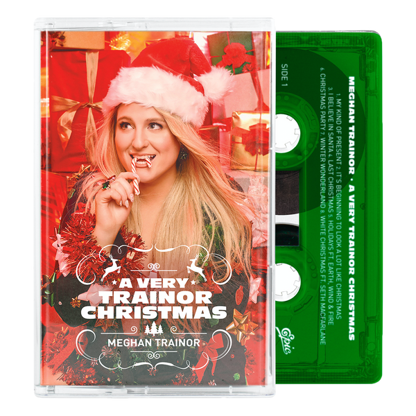 A Very Trainor Christmas Cassette