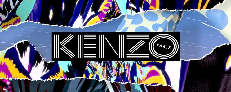 KENZO - FROM JUNGLE JAP TO HAUTE COUTURE