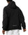 Kenzo Mens 1/4 Zip Logo Print Windbreaker Black Designer Outlet Sales Luxury Couture Clearance
