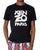 Kenzo Mens Kenzo Paris Graphic Logo T-Shirt Black Designer Outlet Sales Luxury Couture Clearance