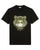 Kenzo Mens Yellow Tiger T-Shirt Black White Designer Outlet Sales Luxury Couture Clearance