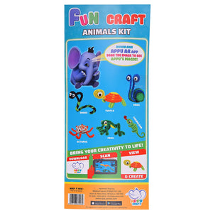 Fun Craft Animals Kit
