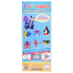 Fun Craft Birds & Insects Kit