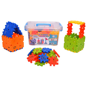 Fun Puzzle Building Blox