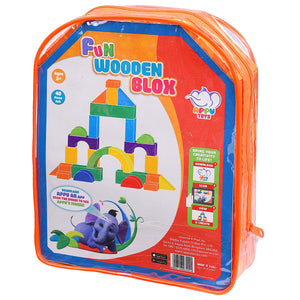 Fun Wooden Building Blox