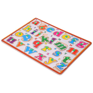 Appu Wooden Small abc Puzzle