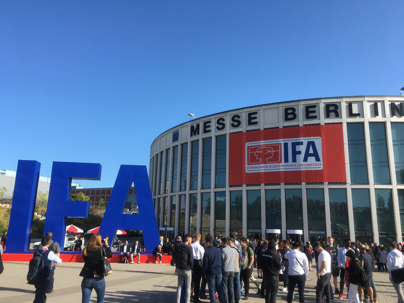 Attending Berlin's IFA: AI and Customer Experience