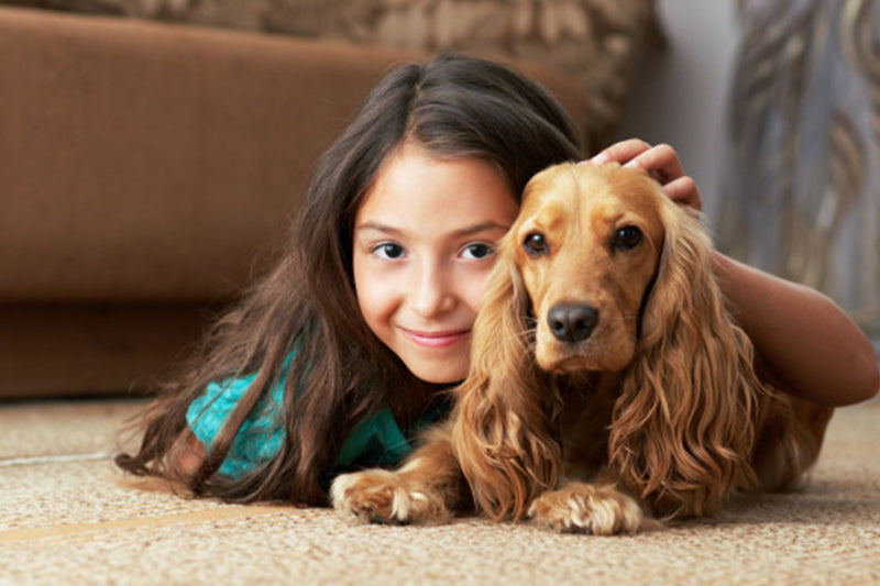 Why Your Kids Should Have Pets