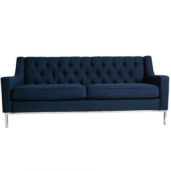 MONTGOMERY SOFA - FRENCH NAVY - Boutique Furniture Direct