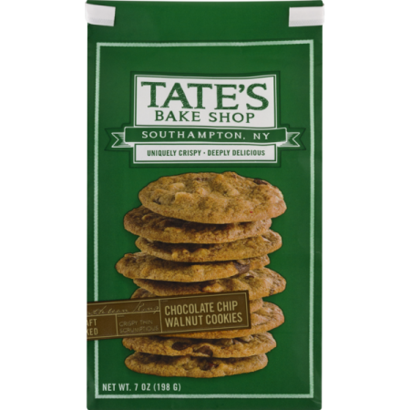 Tate's Bakeshop Cookies Walnut Chocolate Chip