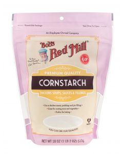 Bobs Red Mill Cornstarch 16oz