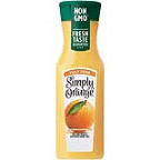 Simply Orange Single Serve 11.5oz