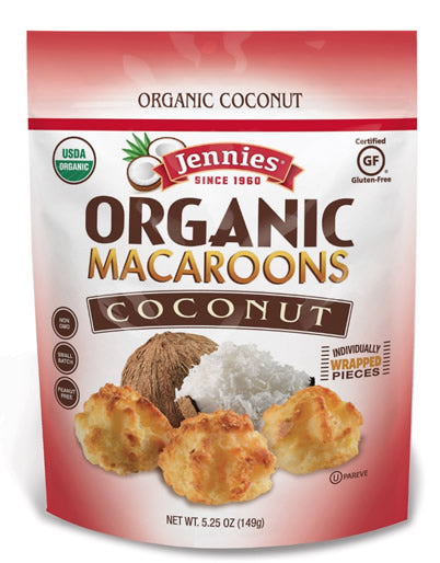 Jennies Macaroons Coconut 5.25oz