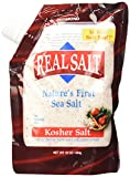 Real Salt Kosher Sea Salt 16oz