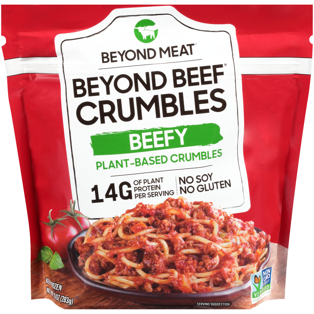 Beyond Beef Crumbles 10oz