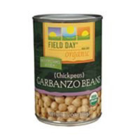 Field Day Canned Garbanzo Beans